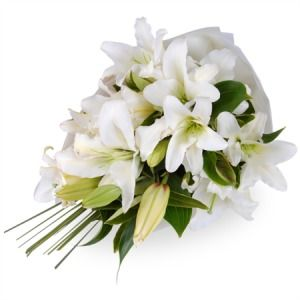 Scented White Bouquet